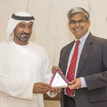Paramount wins the coveted A+Rating at The Dubai SME Rating Framework
